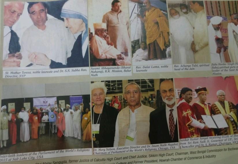 Dignitaries at Gandhi Ashram-1